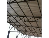 empresa de empresa de estrutura metálica em Sumaré