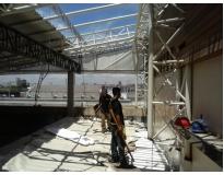 empresa de estrutura metálica preço no M'Boi Mirim