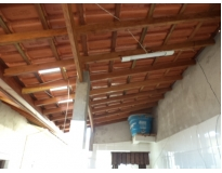 empresa de estruturas de madeiras em são paulo no Bairro do Limão