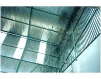 empresa de fechamento lateral com telha de aço no Campo Grande