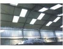 empresa de fechamento lateral de estrutura metálica na Cidade Dutra