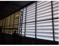 empresa de fechamento lateral de galpão em Sumaré
