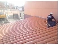 empresa de instalação e manutenção de calhas em Aricanduva