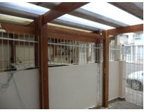 empresa de manutenção de estruturas de madeira em Santo André
