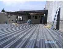 empresa de mezanino em steel deck na Penha