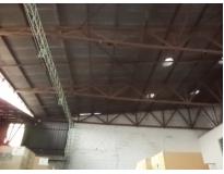 empresa de reforma de galpão no Campo Grande