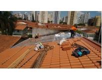empresa de reforma de telhado no Campo Grande