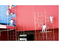 empresa de serviços de pintura em são paulo no Campo Belo