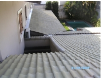 empresa de telhado com telha tégula no Morumbi