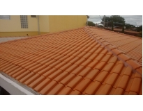 empresa de telhado de cerâmica na Vila Leopoldina