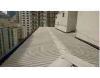 empresa de telhado ondulado no Jockey Club