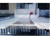 empresa de telhado transparente em Santo Amaro