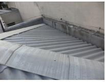 empresa de telhados com calhas escondidas no Jaguaré