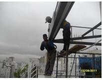 empresa fabricante de estrutura metálica preço no Alto de Pinheiros