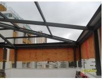 empresa fabricante de estrutura metálica no Jardim Paulista