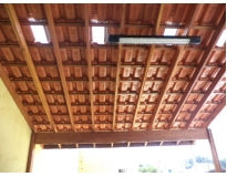 empresa fabricante de estruturas de madeira preço na Vila Curuçá