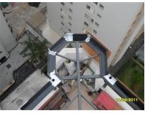 empresas fabricante de estrutura metálica em Raposo Tavares