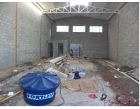 especialistas em construção de galpões em Sumaré
