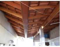 estruturas de madeiras em são paulo em José Bonifácio