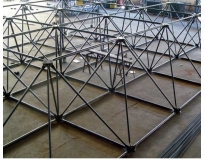 estruturas metálicas espaciais na Vila Prudente