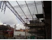 fabricação de estrutura metálica preço na Cidade Dutra