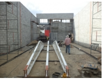 fabricação de estrutura metálica em São Bernardo do Campo
