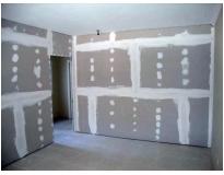 fechamento lateral com drywall preço em Diadema