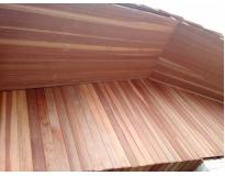 forros em madeira na Mooca