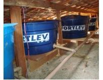 instalação de caixa de água preço no Rio Pequeno