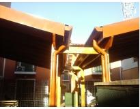 instalação e manutenção de calhas preço em Santana