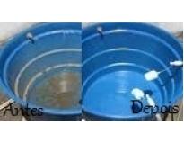 limpezas de caixa de água na Água Branca