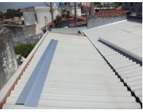 manutenção de calhas e telhados preço em José Bonifácio