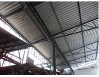 manutenção de estrutura metálica preço em Itaquera