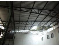 manutenção de estrutura metálica no Campo Grande