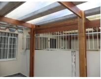 manutenção de estruturas de madeira no Campo Grande