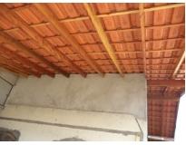 manutenção de estruturas de madeiras na Vila Gustavo