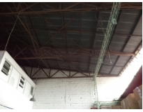 manutenção de estruturas metálicas no Brooklin