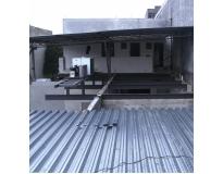 Mezanino em Steel Deck