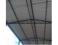 orçamento para cobertura industrial na Vila Prudente