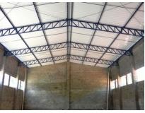orçamento para coberturas com telhas galvanizadas no Tremembé
