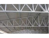 orçamento para empresa de estrutura metálica na Ponte Rasa