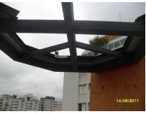 orçamento para empresa fabricante de estrutura metálica em São Bernardo do Campo