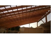 orçamento para empresa fabricante de estruturas de madeira em José Bonifácio