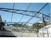 orçamento para estrutura metálica na Vila Maria