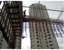 orçamento para fabricação de estrutura metálica na Vila Prudente