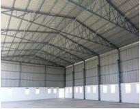 orçamento para fechamento lateral de estrutura metálica em Diadema