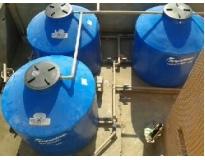 orçamento para manutenção de caixa de água no Jockey Club