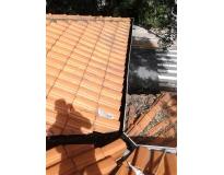 orçamento para manutenção de calhas e telhas em Perus