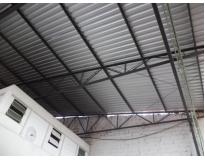 orçamento para manutenção de estrutura metálica no Ipiranga