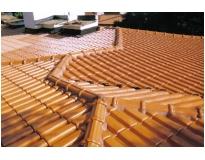 orçamento para telhado de cerâmica em Perus